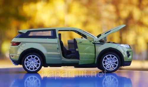 Range Rover игрушечная машинка