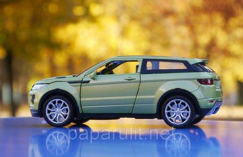 Double Horses Range Rover