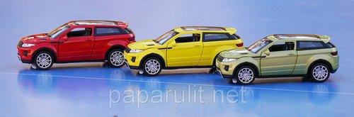 Машинки Double Horses Range Rover