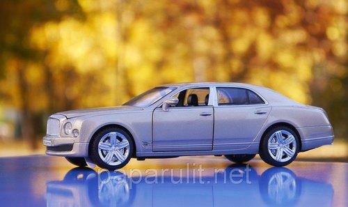 Машинки Double Horses Bentley