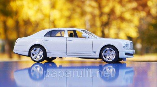 Машинка Double Horses Bentley