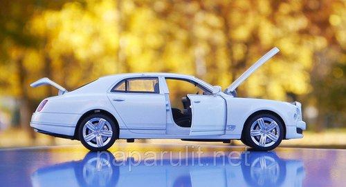 Double Horses Bentley