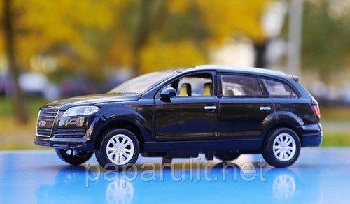 Audi Q7 машинка игрушечная