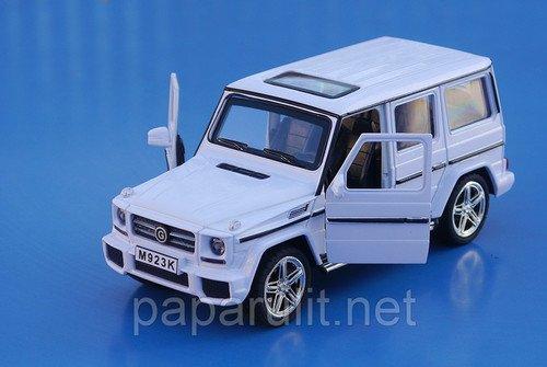 Mercedes 500 машинка игрушечная