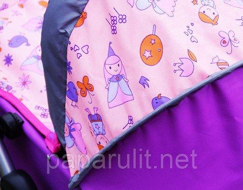 Мелобо 9662 фиолетовая
