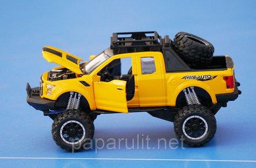 MiniAuto машинки