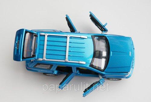 Джип Чироки машинка игрушечная
