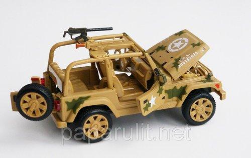 Jeep военный машинка