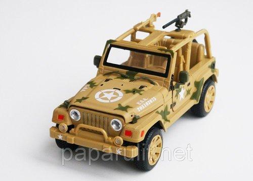 Jeep военный Джип машинка