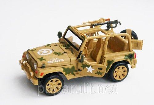 Jeep военный Джип