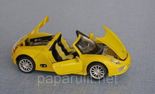 Porsche Spyder 918 кабриолет игрушечный