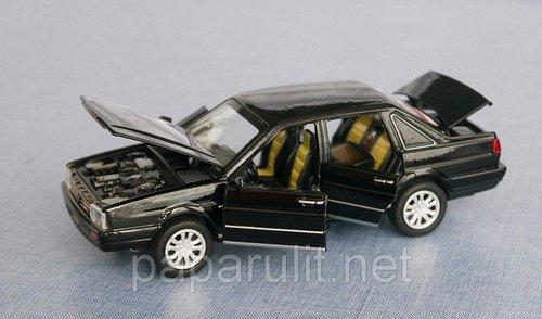 Volkswagen Santana машинка игрушечная