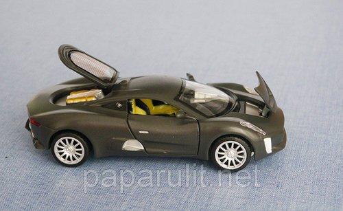 Jaguar 75 игрушечный