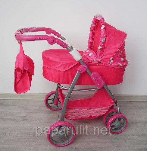 Кукольная коляска сумочка