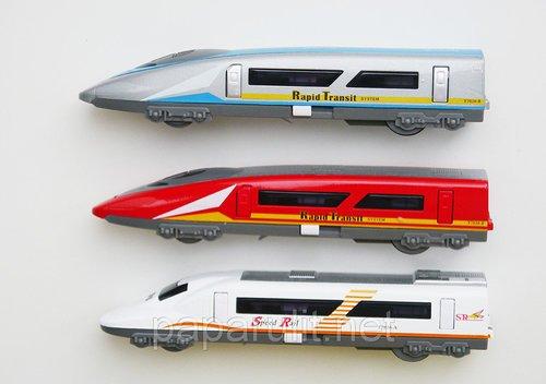 Игрушечный поезд сапсан
