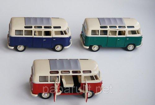 Кинсмарт автобус