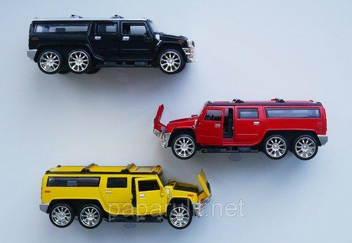 Хаммер лимузин игрушка