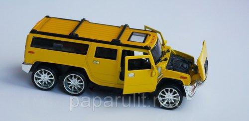Хаммер лимузин игрушечный