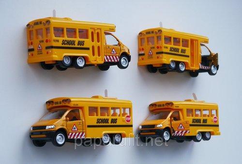 Школьный автобус машинка