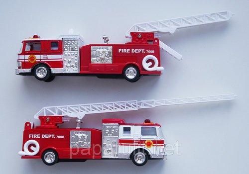 Пожарная машина игрушечная