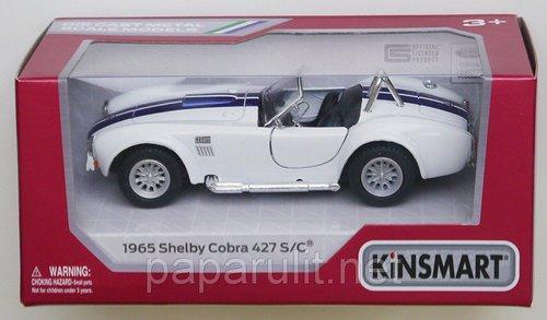 Шелби Кобра машинка