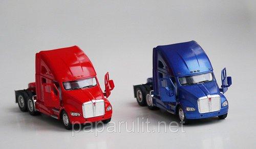 Кинсмарт грузовик