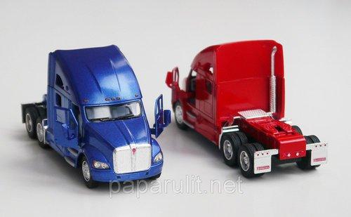 Тягач грузовой Kenworth T700 Kinsmart