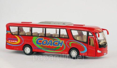 Автобус игрушечный Kinsfun