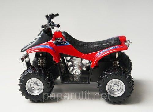 Квадроцикл Smart Atv Kinsfun
