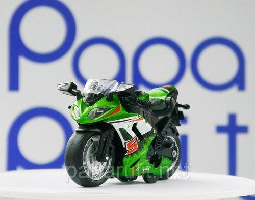 Игрушечный спортивный мотоцикл