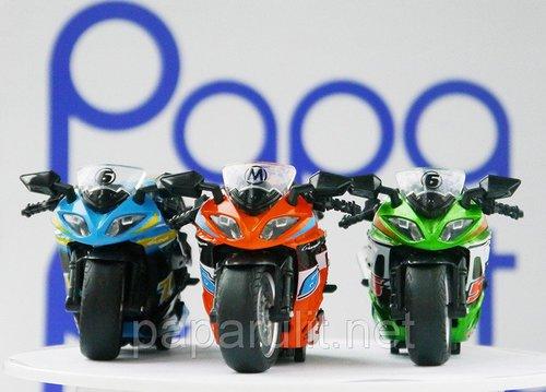 Игрушечный гоночный мотоцикл