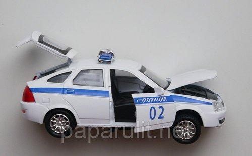 Машинка Лада Приора
