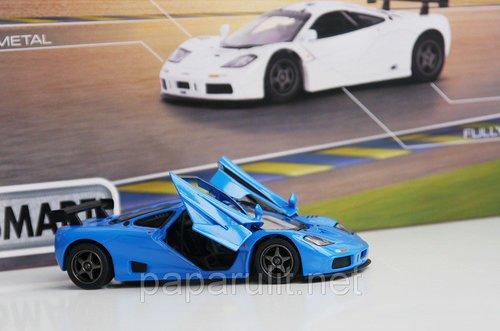 Mclaren F1 GTR Машинка Kinsmart