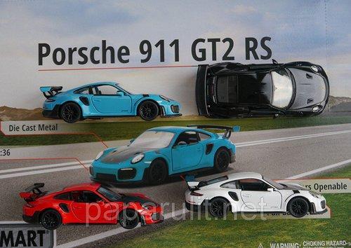 Кинсмарт Порш 911