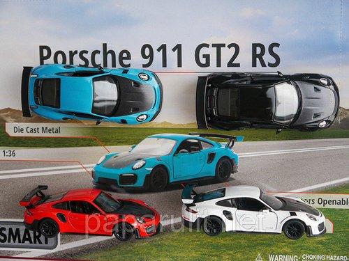 Porsche 911 GT2RS Kinsmart