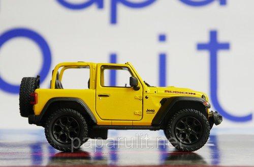 Jeep Wrangler Kinsmart 1/34