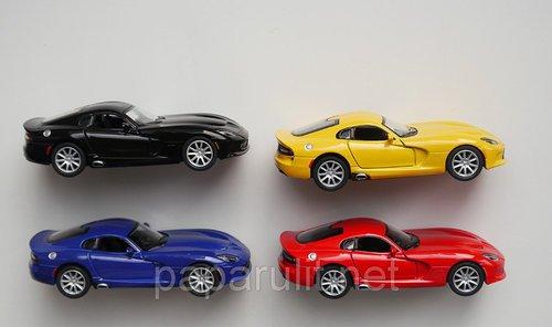 Dodge Viper SRT Kinsmart