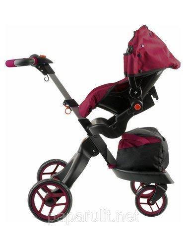 Кукольная коляска Buggy Boom Aurora