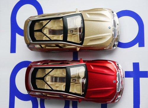 BMW X7 машинка металлическая