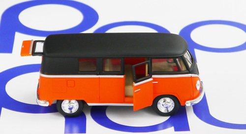 Машинка микроавтобус