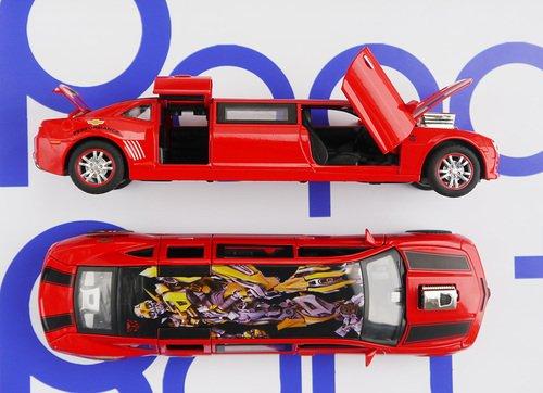 МашинкаКамаро открываются двери, капот, багажник