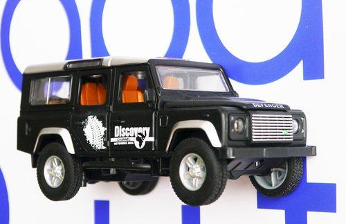 Land Rover Defender машинка