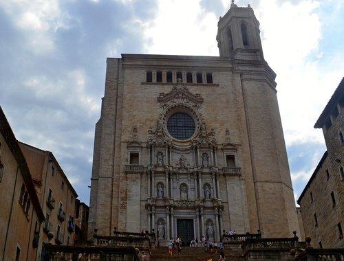Кафедральный собор Жероны.