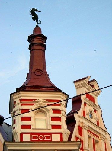 Доходный дом купца Генч-Оглуева.