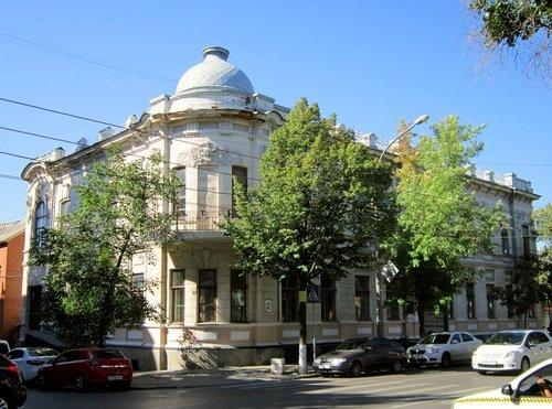 Дом К. К. Дилланчияна. Вторая половина 19 века.
