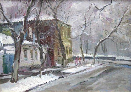 Михаил Баринов.