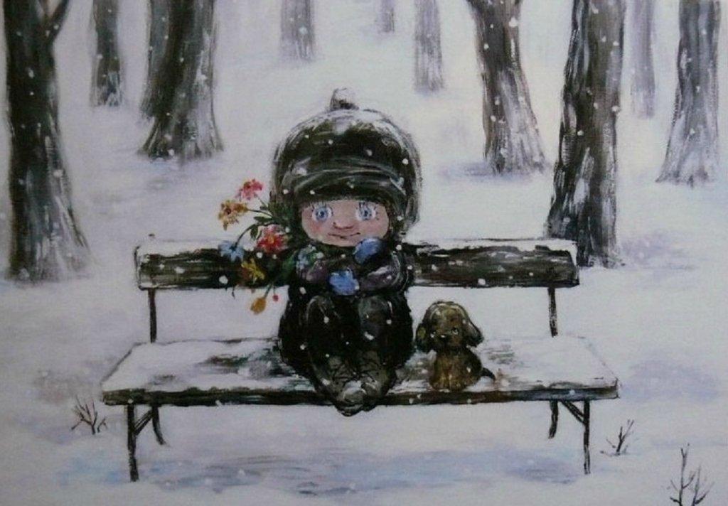 Картинки, холодно на душе картинки с надписями