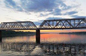 Мосты, на которых встречали закаты...