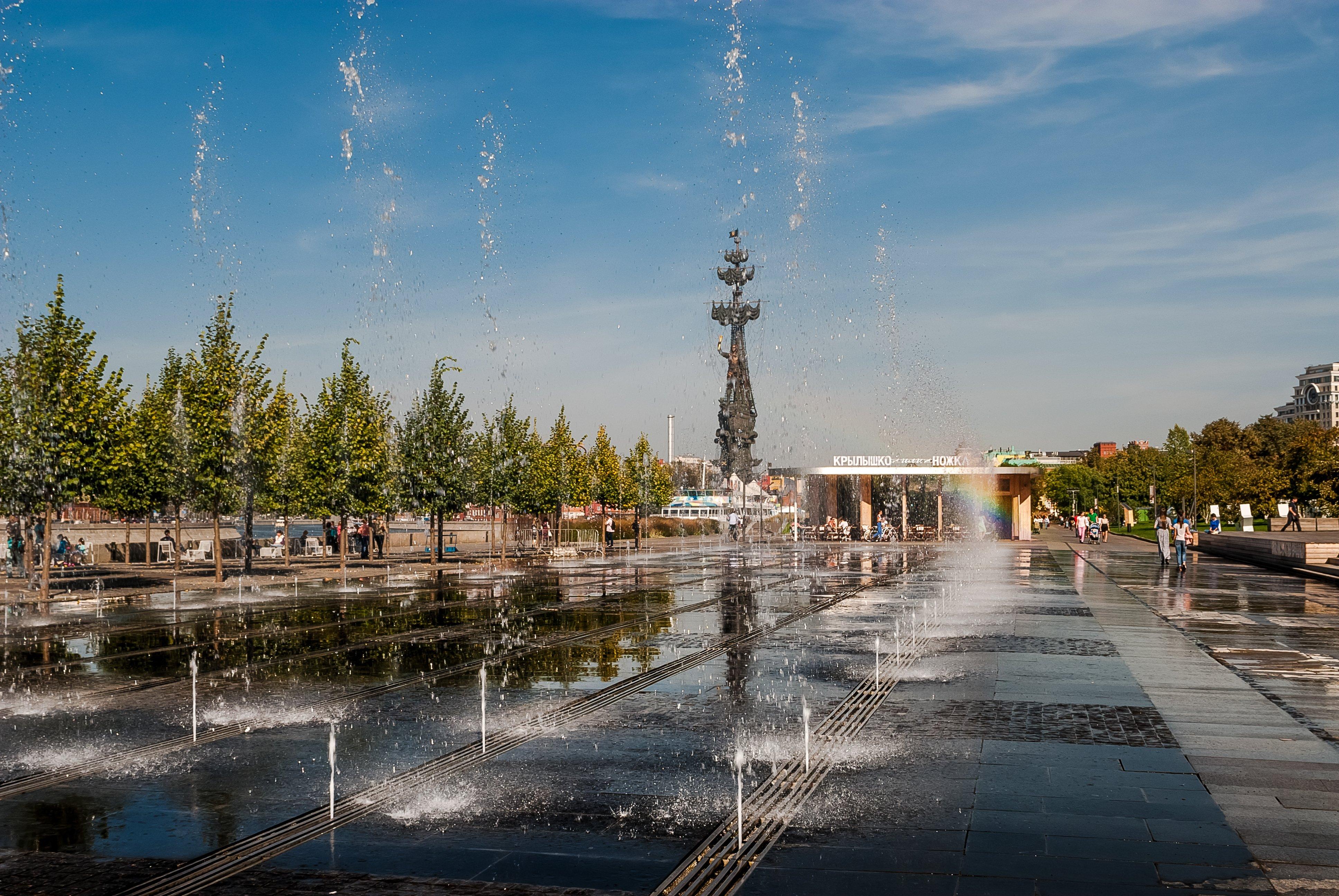 австралии сухие фонтаны в москве фото такого сладкого