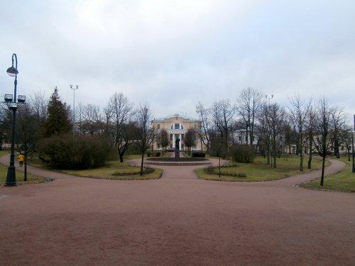 Соборная площадь